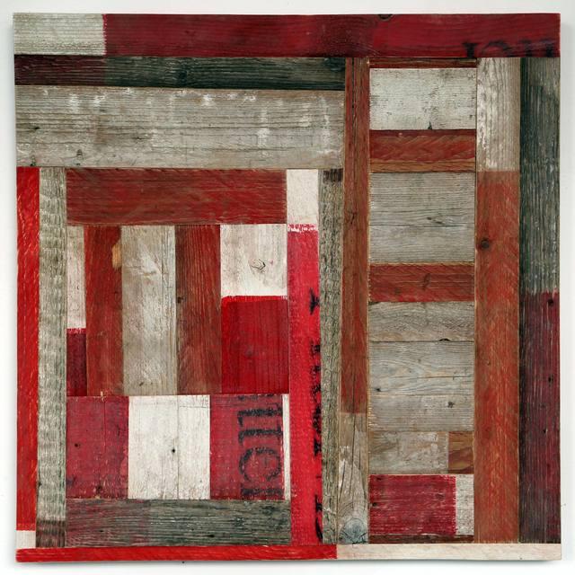 , '51 Streifen,' 2015, Christine König Galerie