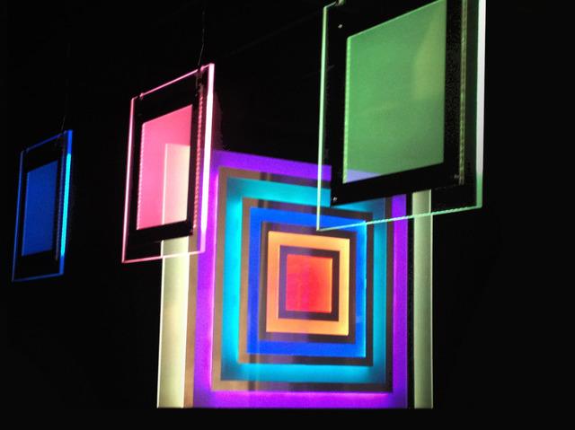 , 'Electronic Led Acrylic Tableaux,' 2012, Ekavart Gallery