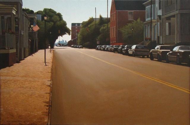 , 'Olde Towne Portsmouth,' 2001, Linda Matney Gallery