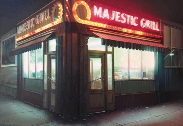 , 'Majestic Grill #5,' 2011, Jonathan Novak Contemporary Art