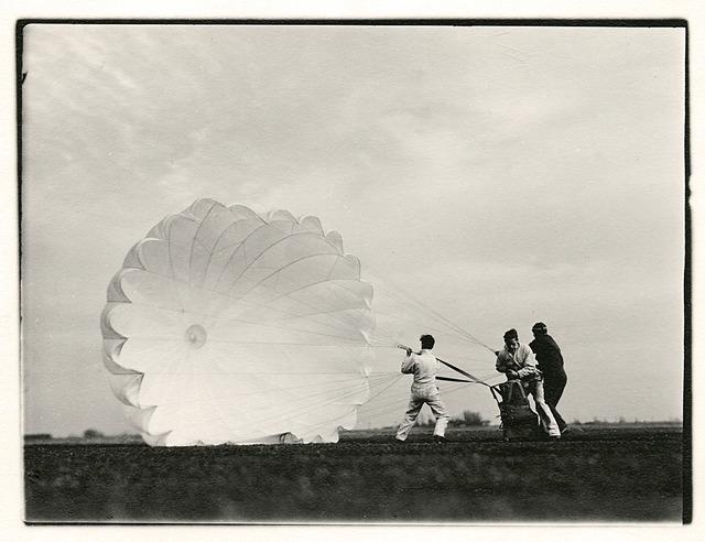 , 'Untitled #38 (Twenty Parachutes),' 1937, Wirtz Art
