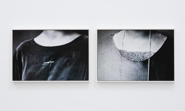 , 'Necks,' 2016, Anat Ebgi
