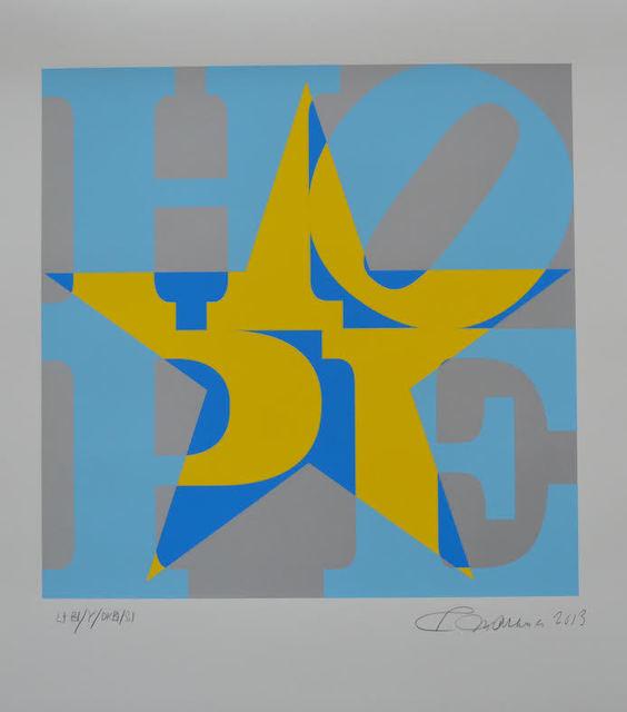 , 'Star of Hope,' 2017, Long-Sharp Gallery