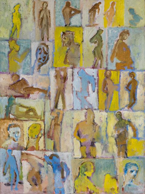 , 'Bathers,' 2014, Niagara Galleries