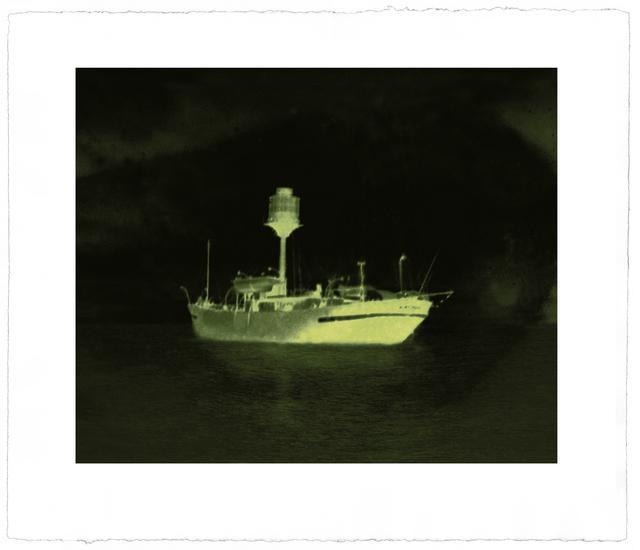 , 'Ghost Ship ii,' 2011, Stoney Road Press