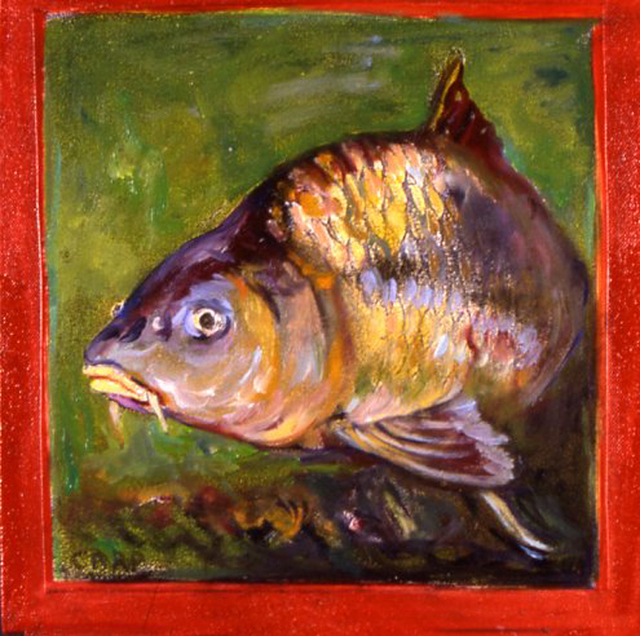 Diana Kurz, 'Carp', 1994, Anthony Horth Gallery