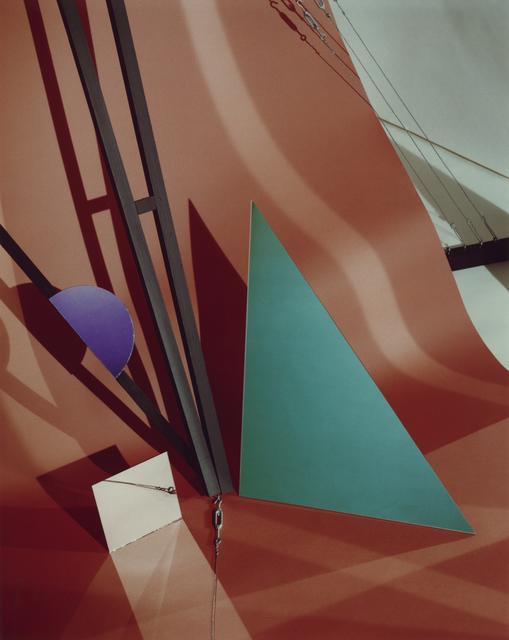 , 'Construct VIII,' 1982, Chicago Architecture Biennial