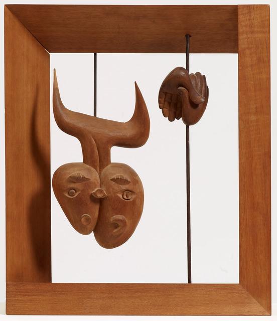 , 'Petite confidence,' 1962, Galerie Zlotowski