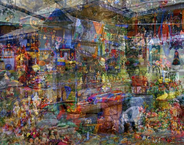 , ' Philip's World,' 2013, Abbozzo Gallery
