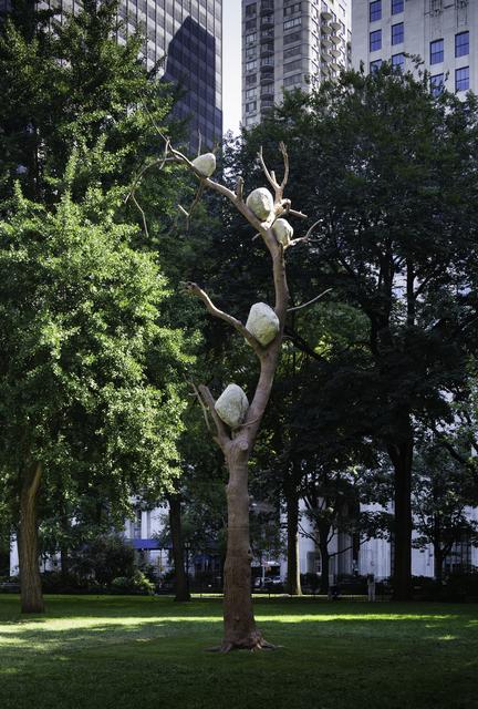 , 'Idee di pietra - 1372 Kg di luce (Ideas of Stone - 1372 kg of Light),' 2010, Nasher Sculpture Center