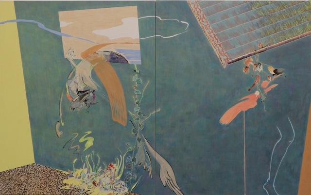 Yuka MORI, 'Everything starts to wake up simultaneously', 2019, LOKO GALLERY