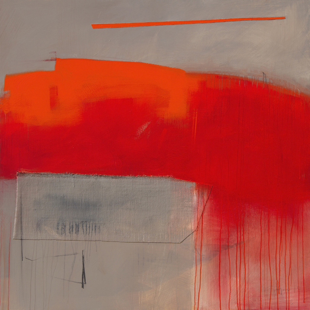 , 'Separated Land 6,' 2014, Bill Lowe Gallery