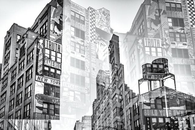 , 'Truth or Dare (New York, USA),' 2014, Galerie de Bellefeuille