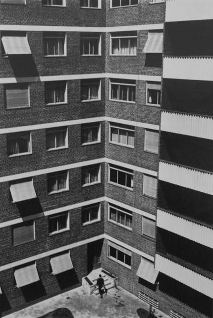 , 'Apartment blocks, São Vicente de Paulo street, 1960,' year print 1970s, Utópica