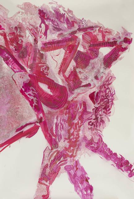 , 'La dance des Ecorchées 6,' 2017, Spotte Art
