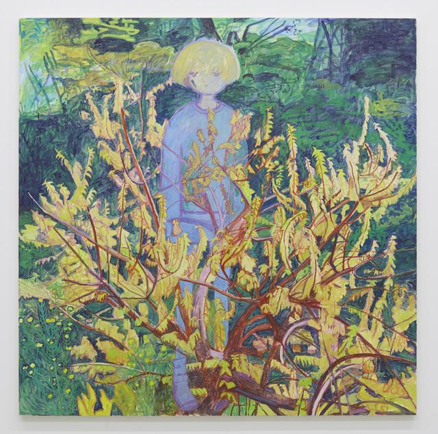 , 'The ghost friend ,' 2016, Tomio Koyama Gallery