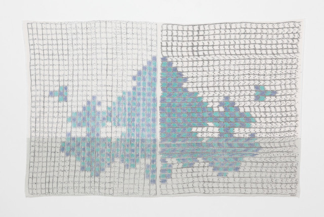 , 'Temporal Cartography #6,' 2017, Reynolds Gallery