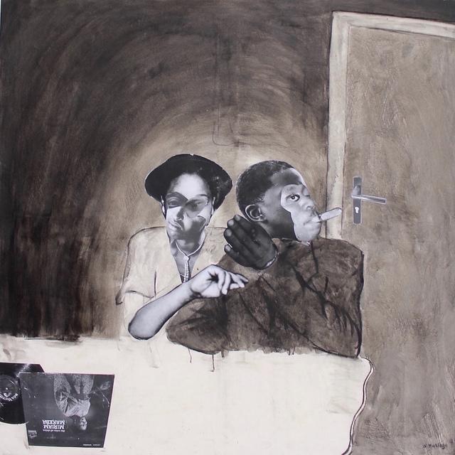 , 'Darlie kea lemang,' 2018, Tyburn Gallery