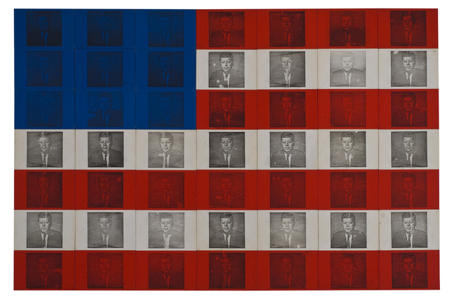 Billy Apple, 'The Presidential Suite: J.F.K', 1964, The Mayor Gallery