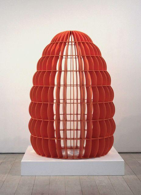 , 'BEEHIVE TEMPLE (working model),' 1985, Davidson