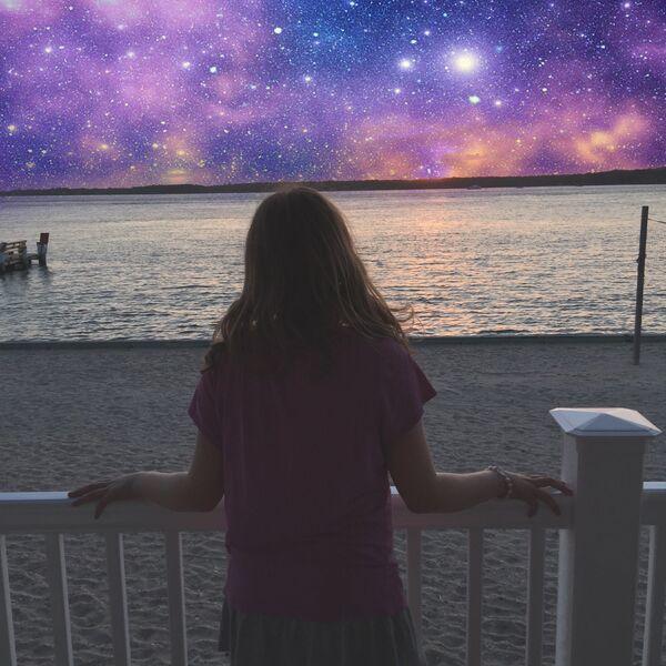 , 'Purple Sunset,' 2015, Ricco/Maresca Gallery