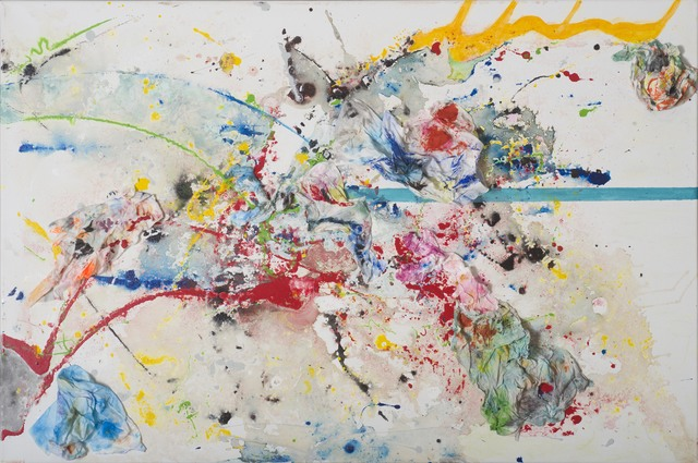, 'Wrapped 34 L,' 2015, Alessandro Berni Gallery