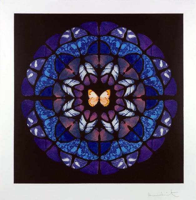 Damien Hirst, 'Dome (From the Sanctum Series)', 2009, Gormleys Fine Art