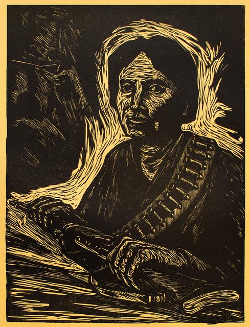 , 'Carmen Serdán,' 1960, Hecho a Mano