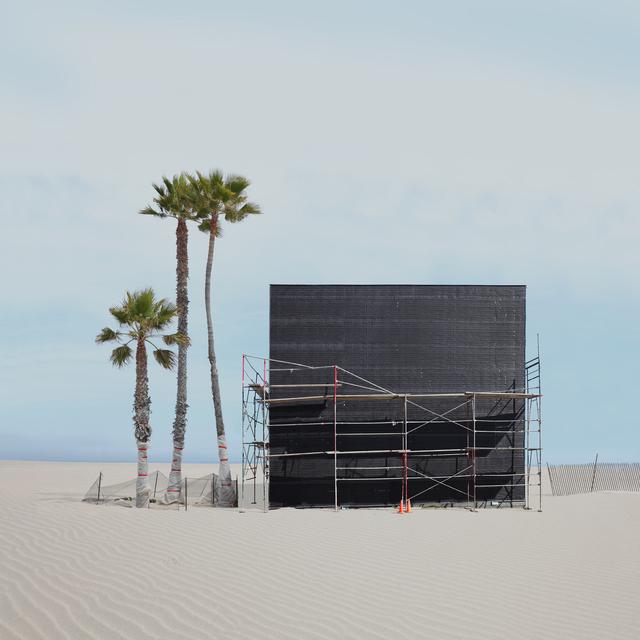 , 'Black Square,' 2011, Galerie Richard