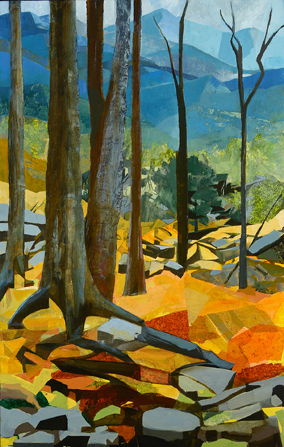 , 'Mountains, Valley, Late Fall,' , Momentum Gallery