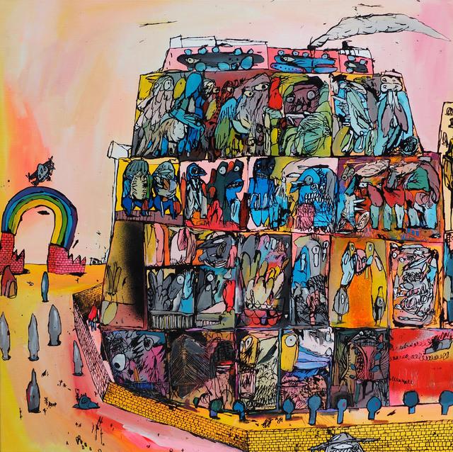 , 'Appartements en viager,' 2019, Urban Spree Galerie