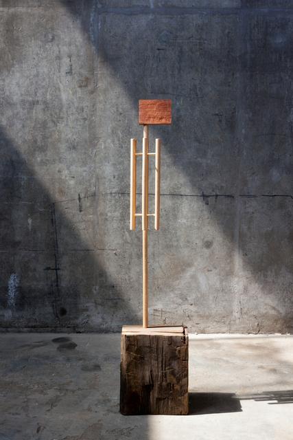 , 'Fasciae,' 2016, Galerie Krinzinger