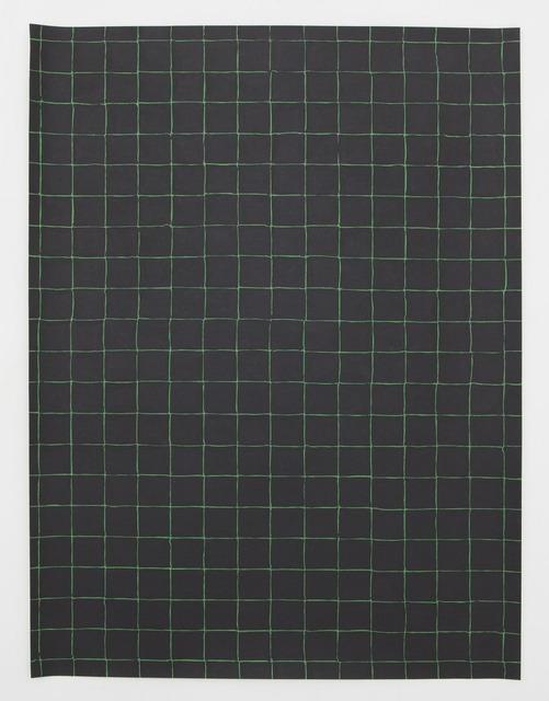 , 'Squares No 21,' 2013, Gallery Isabelle van den Eynde