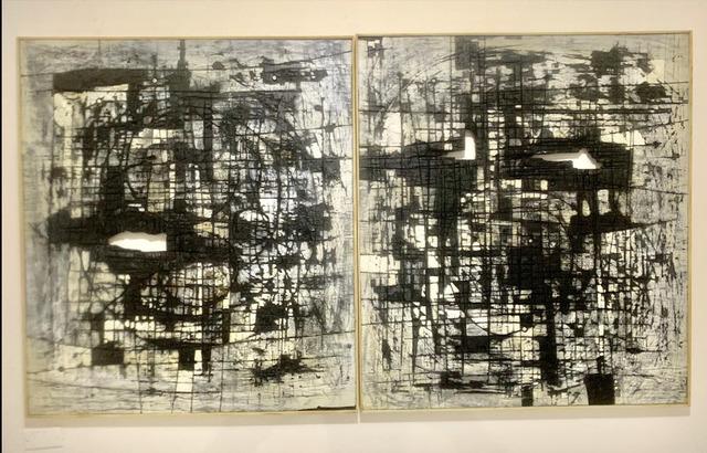 , 'Turbulencia I & II,' 2019, REM Project