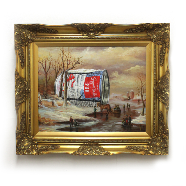 , 'Cabane A Sucre,' 2018, Station 16 Gallery