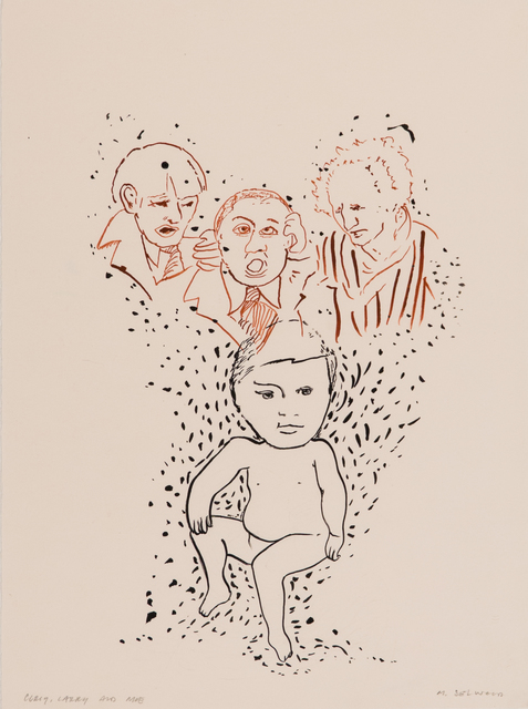Maureen Selwood, 'Curly, Larry and Moe', 2010, Track 16 Gallery