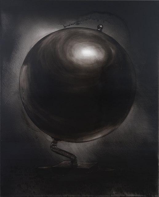 , 'Black Ball,' 2019, HdM GALLERY