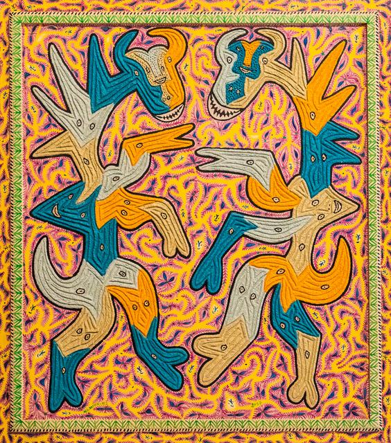 , 'Untitled,' 2017, Galerie SINIYA28