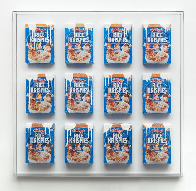 , 'Snap, Crackle, Pop,' 2014, Leila Heller Gallery