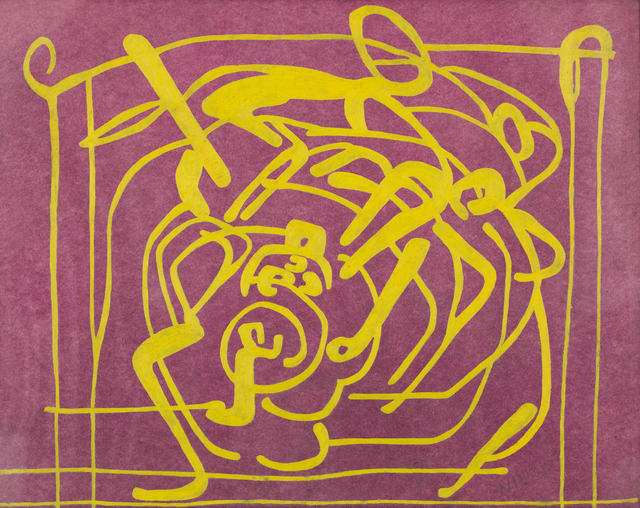 Gerald Wilde, 'Energies', ca. 1972, October Gallery