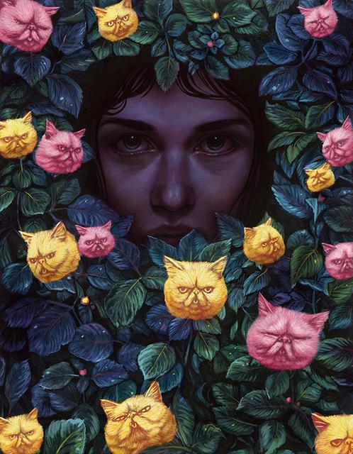 , 'Gato Gardens,' 2017, Spoke Art