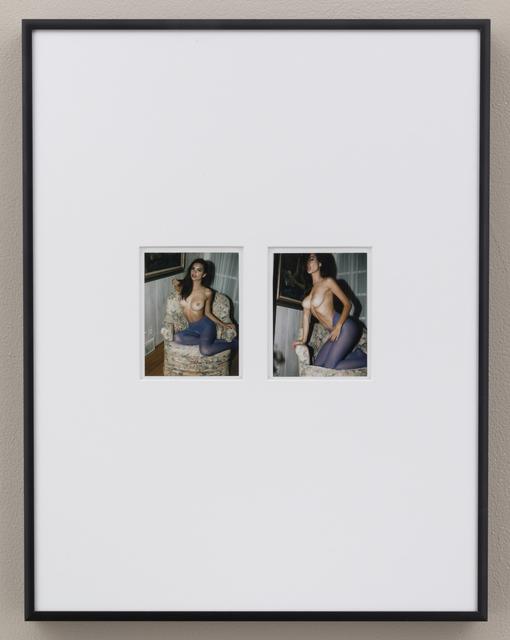 , 'Emily 19,' 2012, Castor Gallery