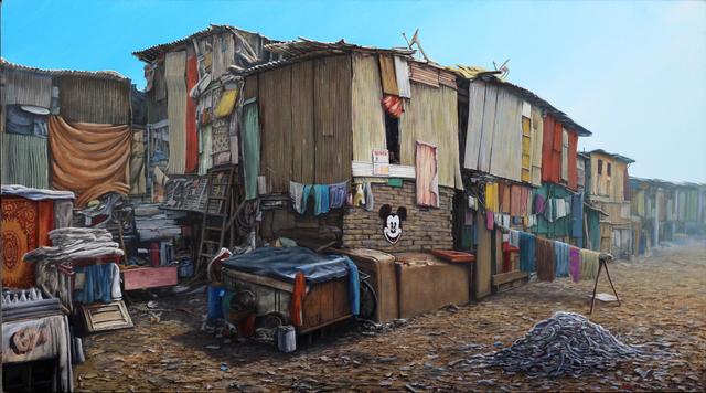 , 'Bandra Brown,' 2017, Gregorio Escalante Gallery