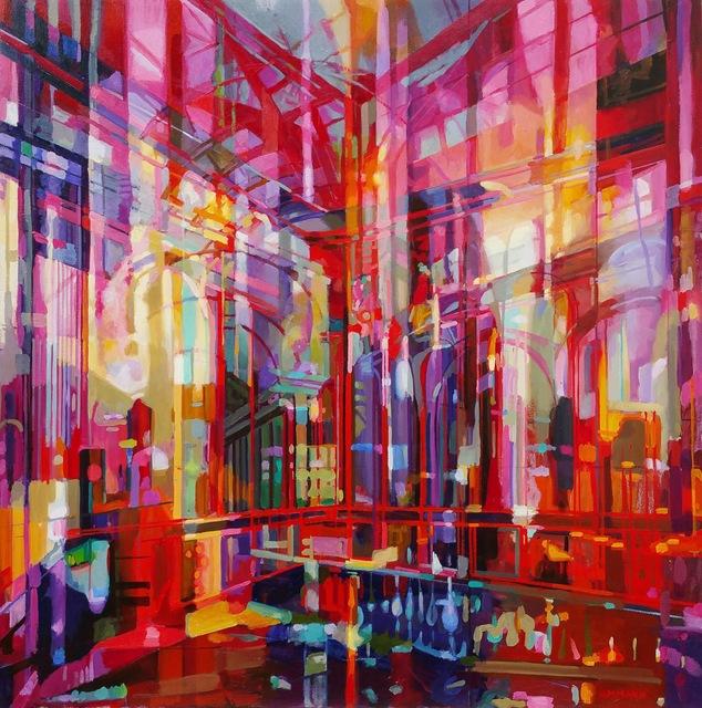 , 'Vaporwave,' 2016, Bowersock Gallery