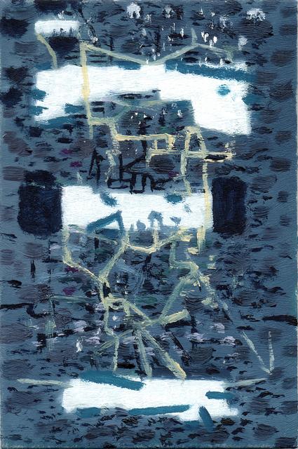 , 'Odd Plan,' 2014, Labor
