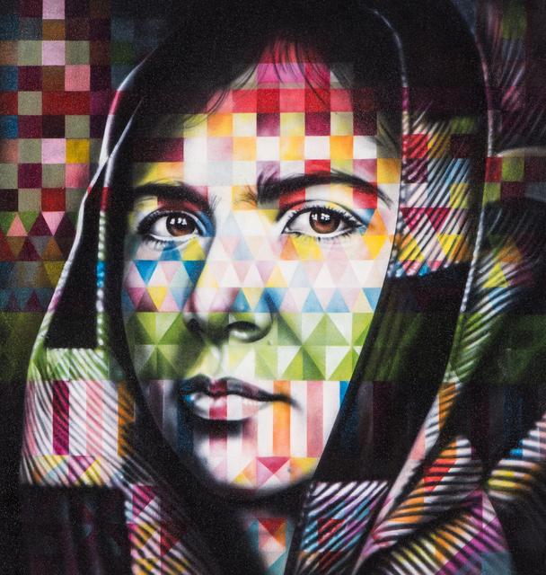 Eduardo Kobra, 'Malala', Dorothy Circus Gallery