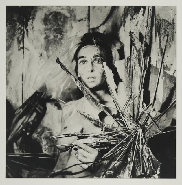 , 'Eye Body 24,' 1963, P.P.O.W