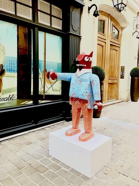 Pimax, 'Giant Nourf', 2019, NextStreet Gallery