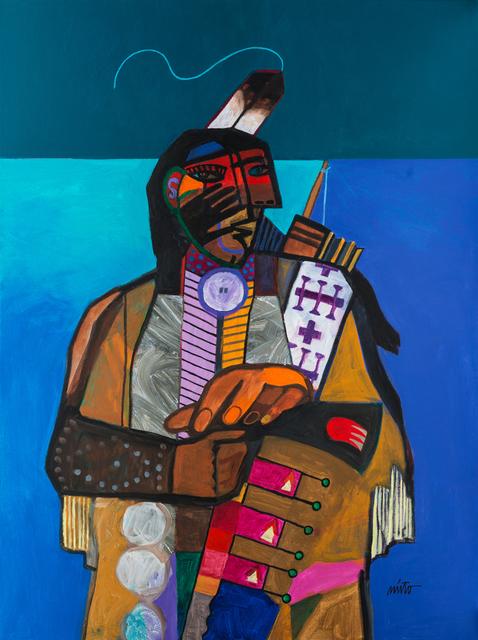 , 'Man Above,' 2017, Ventana Fine Art