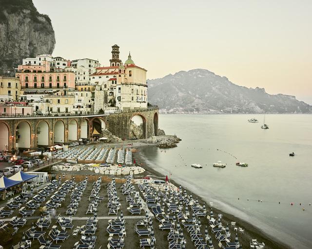 David Burdeny, 'Atrani, Amalfi Coast, Italy', 2016, Photography, Archival pigment print, TEW Galleries